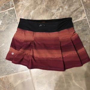 Lululemon skirt size 4!